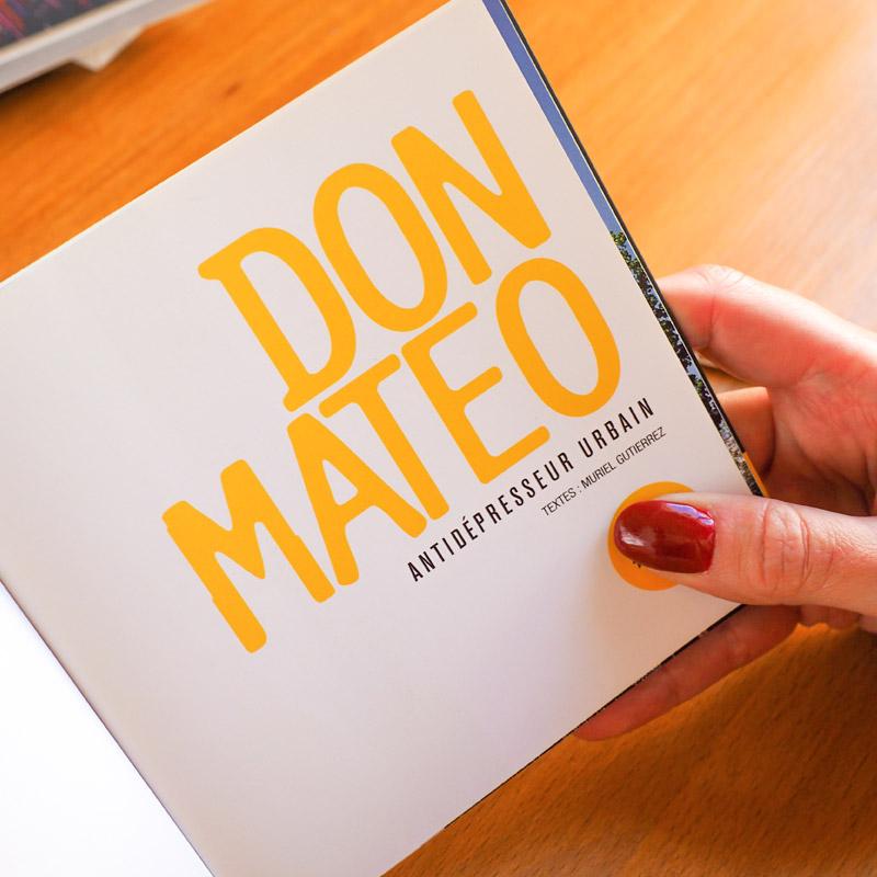 Muriel Gutierrez auteure de la biographie de Don Mateo