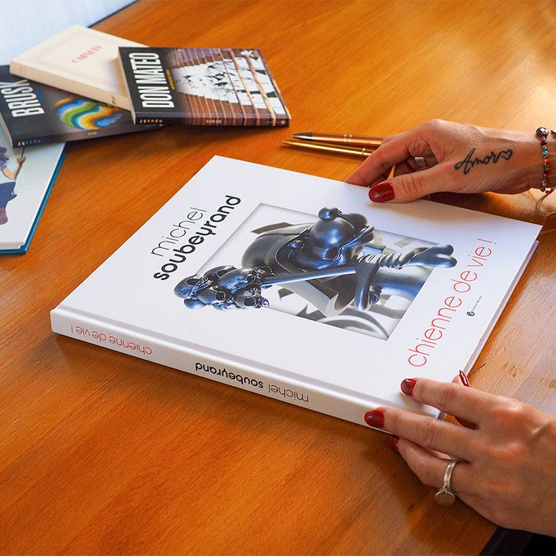 Muriel Gutierrez Auteure - Biographie de Michel Soubeyrand