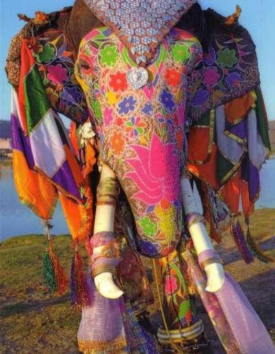 Éléphant-peint-copywriting plus attractif
