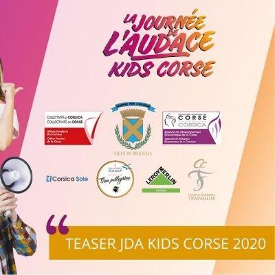Les journées de l'Audace Kids Corse 2020