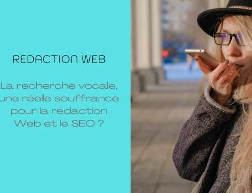 La recherche vocale, une réelle souffrance pour la rédaction Web et le SEO ?